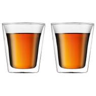 Bodum Canteen Dubbelwandig Glas 20 cl (2 stuks)