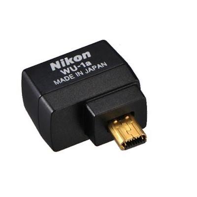 Nikon WU-1a adapter
