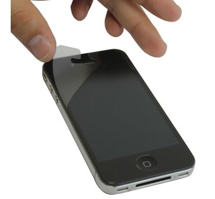 Adapt Screenprotector Apple iPhone 4 / 4S Duo Pack