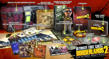 Borderlands 2 Ultimate Loot Edition PC