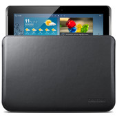 Samsung Galaxy Tablet 10.1 Inch Leather Pouch Black