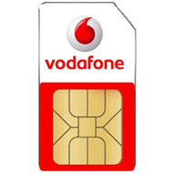 Vodafone Prepaid Data Simkaartpakket