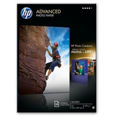 HP Advanced Glossy Fotopapier 25 vel (A4)