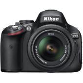 Nikon D5100 + 18-55 VR Lens