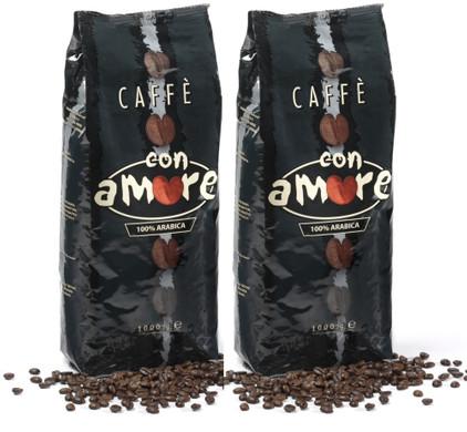 Caffe Con Amore 100% Arabica 2 Kg
