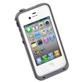 LifeProof Case iPhone 4 / 4S White/Grey