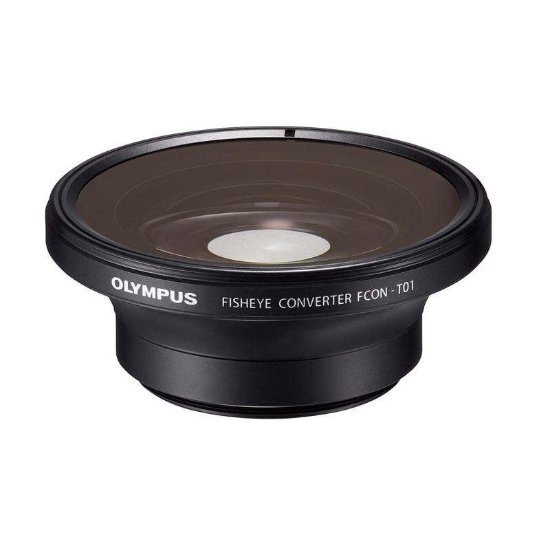 Olympus Fcon-t01 Fish-eye Converter