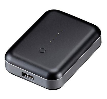 Just Mobile Gum Plus Black 5200 mAh