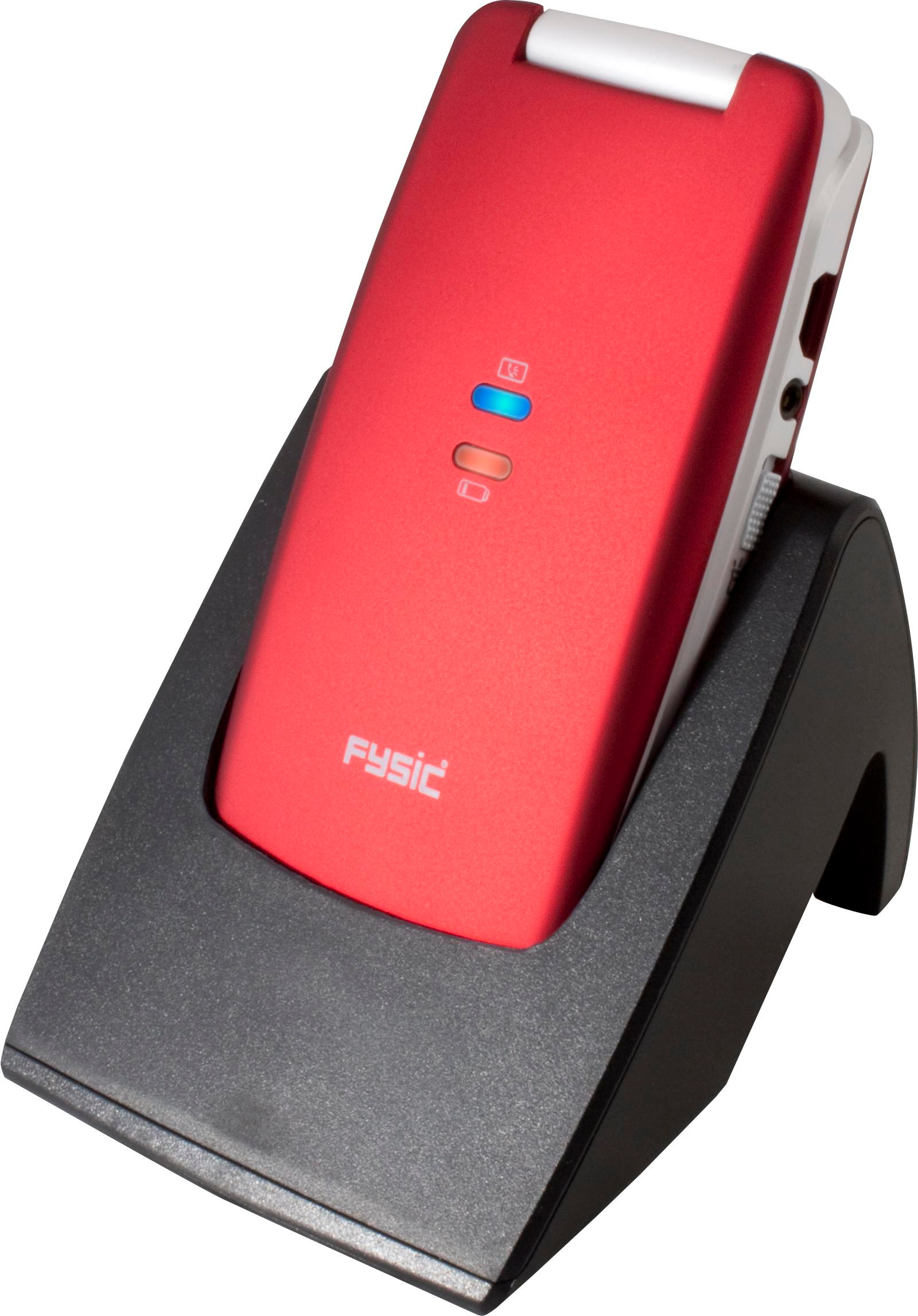Fysic FM-9700 Rood