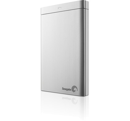 Seagate Backup Plus Portable 1 TB Zilver