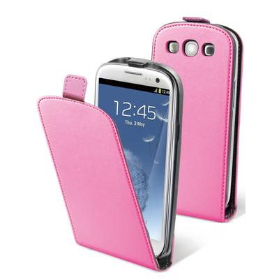 Muvit Slim Case Pink Samsung Galaxy S III
