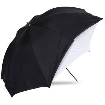 Westcott 114 cm Umbrella White/Black