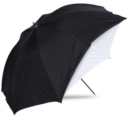Westcott 114 cm Umbrella White/Black