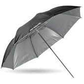 Westcott 109 cm Collapsible Umbrella Soft Silver