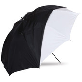 Westcott 81 cm Umbrella White/Black