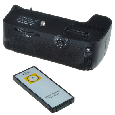 Image of Jupio Battery Grip for Nikon D7000