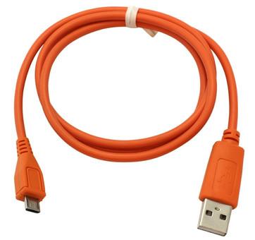 Veripart Micro USB Kabel 0,95 Meter Oranje