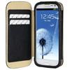 Melkco Leather Book Case Black Samsung Galaxy S III