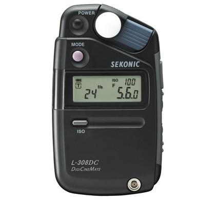 Sekonic L-308DC DigiCineMate