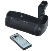 Jupio Battery Grip voor Canon 60D