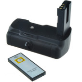 Jupio Battery Grip voor Nikon D40/D40X/D60/D3000/D5000