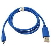 Veripart Micro USB Kabel 0,95 Meter Blauw