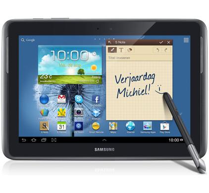 Samsung Galaxy Note 10.1 Wifi Pearl Grey