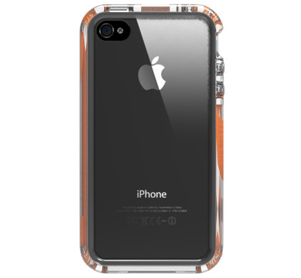 Tech21 Impact Bumper Apple iPhone 4 / 4S Clear