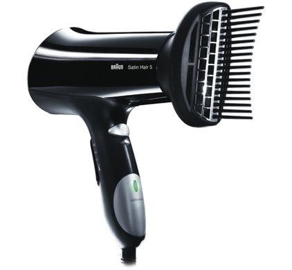 Braun Satin Hair 5 HD 550