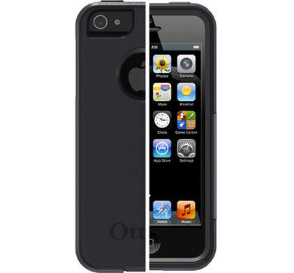 OtterBox Commuter Case Apple iPhone 5/5S/SE Zwart