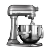 KitchenAid Artisan Mixer Bowl-Lift 6,9L Tingrijs