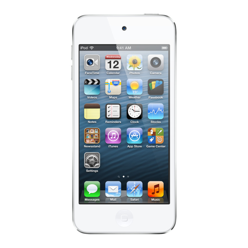 Apple Ipod Touch 5 32 Gb Zilver