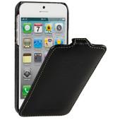 Melkco Leather Case Apple iPhone 5 / 5S Black