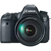 Canon EOS 6D + 24-105mm