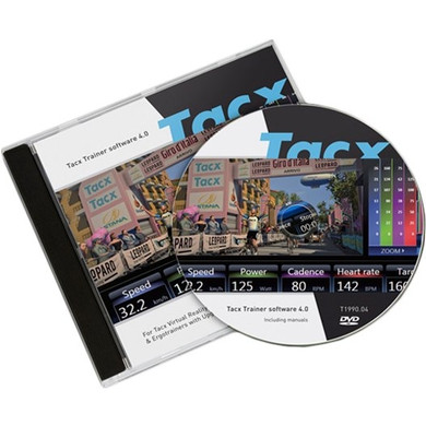Tacx Trainer Software 4.0 T1990.04