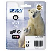 Epson 26 Cartridge Foto Zwart L (C13T26114010)