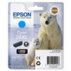 Epson 26 XL Cartridge Cyaan - 1