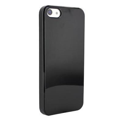 Muvit Minigel Case Apple iPhone 5/5S/SE Black