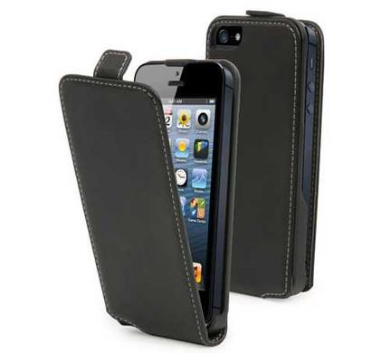 Muvit Slim Case Apple iPhone 5 / 5S Black