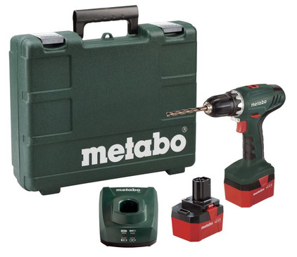 Metabo BS 12 NICD