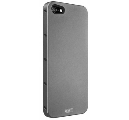 Artwizz SeeJacket Alu Apple iPhone 5/5S/SE Titan