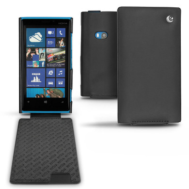 Noreve Tradition Leather Case Nokia Lumia 920 Zwart