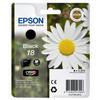verpakking Epson 18 L Inktcartridge Zwart