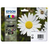 Epson 18 L Multipack (4 kleuren) C13T18064010