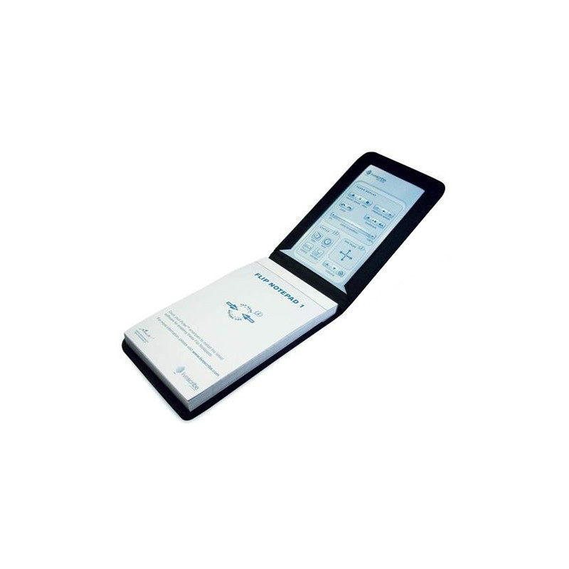 Livescribe Flip Notepad zwart (4 pack)