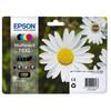 voorkant Epson 18 XL Multipack (4 kleuren)