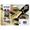 voorkant Epson 16 L Multipack (4 kleuren)