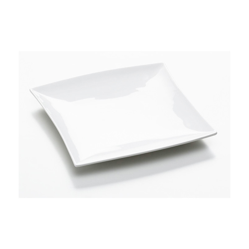 MaxwellandWilliams East Meets West Plat Bord Vierkant 23 Cm