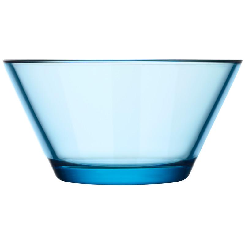 Iittala Kartio Schaal 39 Cl Lichtblauw