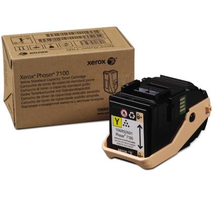 Xerox 7100 Toner Geel 106R02601